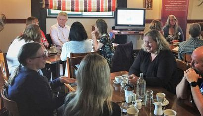 Blenheim Business Networking image