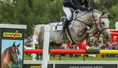 Marlborough Show Jumping Spring Show image
