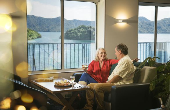Interislander Day Excursions image