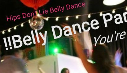 Belly Dance Party image