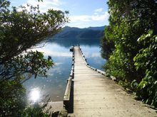 Stay in the Marlborough Sounds