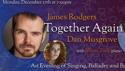 Together Again: An Evening of Singing, Balla image