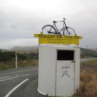 Pedallers Rest Cycle Stop image