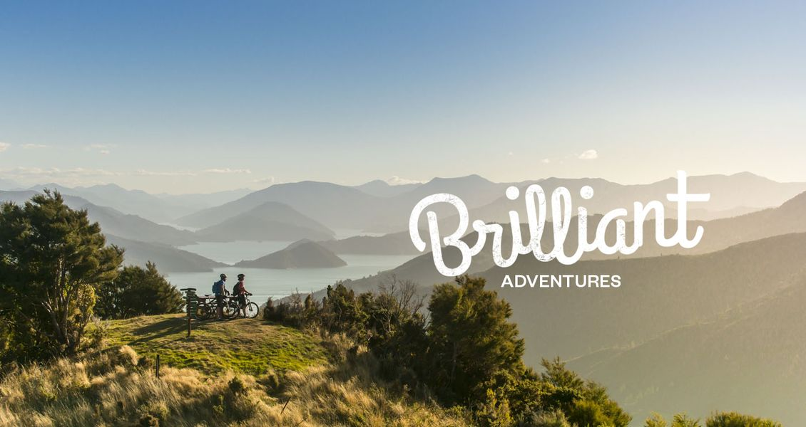 Eatwell's Lookout, Queen Charlotte Track, Marlborough New Zealand