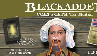 Blackadder Goes Forth, The Musical - Dinner Theatre image