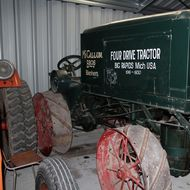 Marlborough Vintage & Farm Machinery Society Inc image