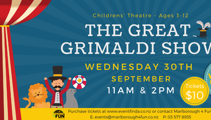 The Great Grimaldi Show image