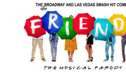 Friends! The Musical Parody: POSTPONED image