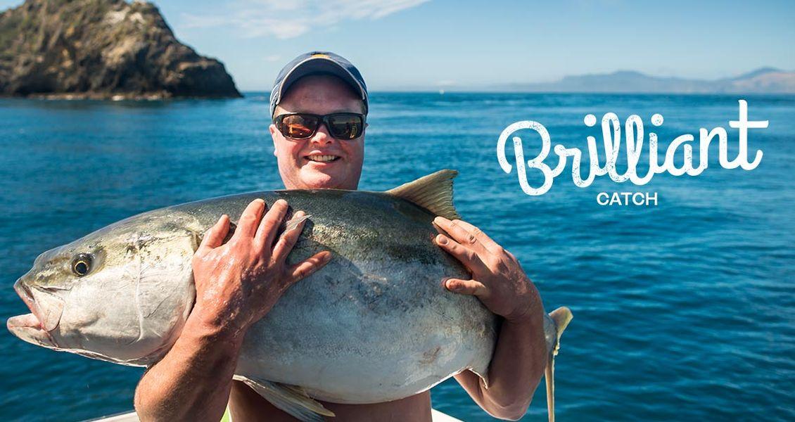 Fishing Marlborough Sounds