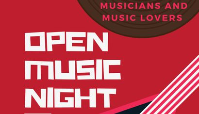 Open Music Night image