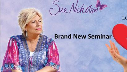 Loss, Grief and Healing Seminar with Sue image