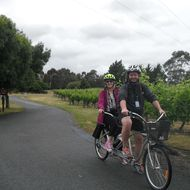 Wine Tours By Bike, with Steve and Jo  - Self-Guided Bike Hire image
