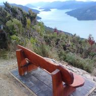 Queen Charlotte Track Pass image