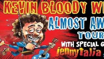 "Kevin Bloody Wilson ""Almost Awesome Tour"" image"