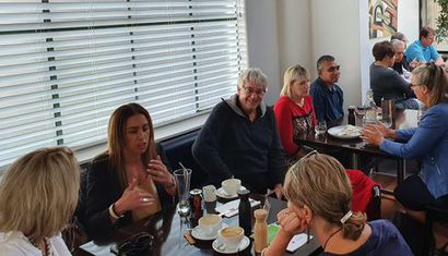 Blenheim Business Networking - 9.30am meetings image
