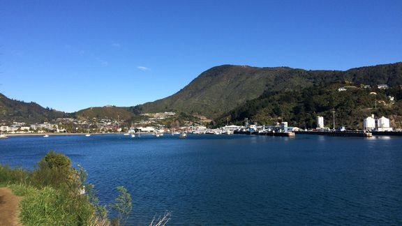 Picton walks