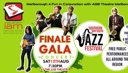 Southern Jam Finale Gala Concert image