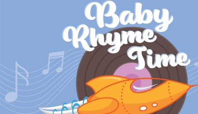 Baby Rhyme Time: POSTPONED image