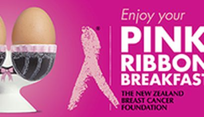 Pink Ribbon Breakfast for NZBCF image