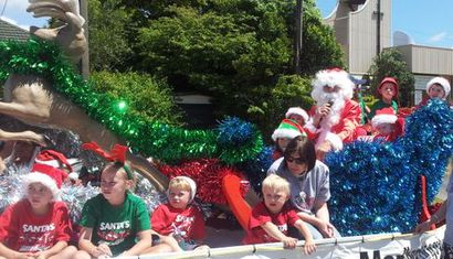 Picton Christmas Parade & Prize Giving Concert image