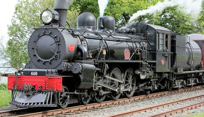 Marlborough Flyer Steam Train Super Sunday Special image