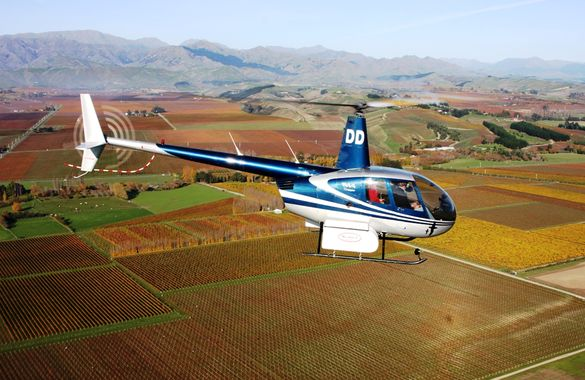RidgeAir Heli Wine and Dine image