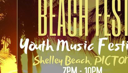 Beach Fest - Youth Music Festival image