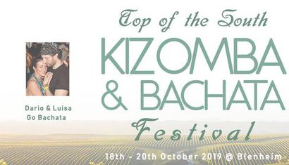 Top of the South Kizomba & Bachata Festival image