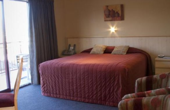 Blenheim Spa Motor Lodge image