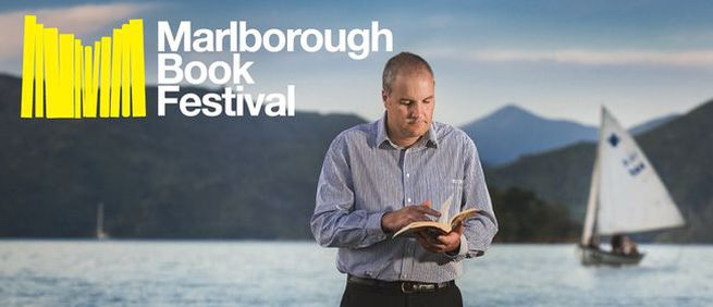 Marlborough Book Festival - Festival Launch image