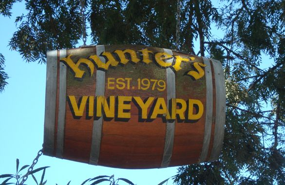 Hunter's Wines  image