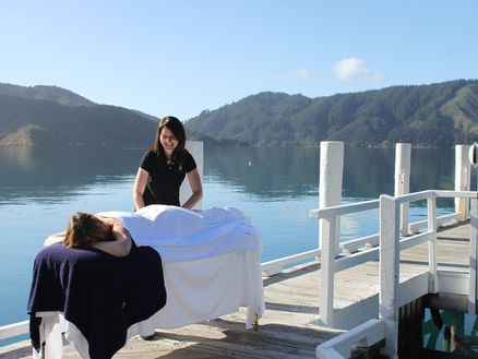 Secluded retreats in the Marlborough Sounds