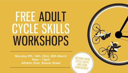 Adult Cycle Skills Sessions image