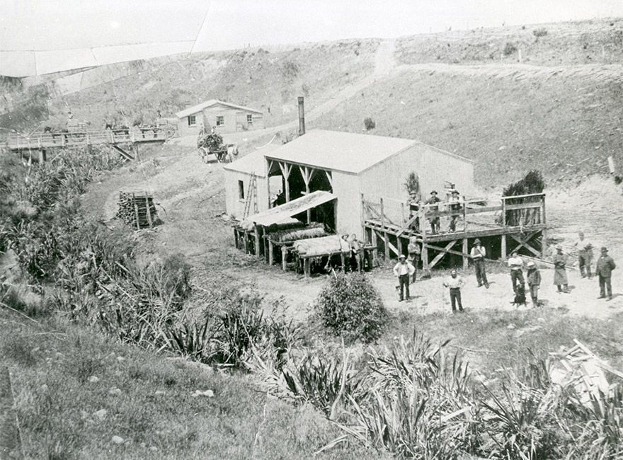 Flax Mills Heritage Marlborough