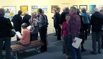 Marlborough Art Society Annual Members' Exhibition image