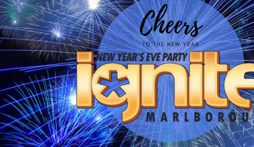 Ignite Marlborough - New Year's Eve Celebration 2019 image