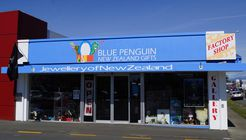 Blue Penguin New Zealand Gifts image