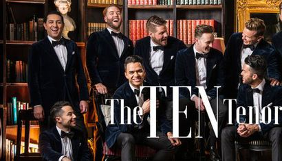 The Ten Tenors image
