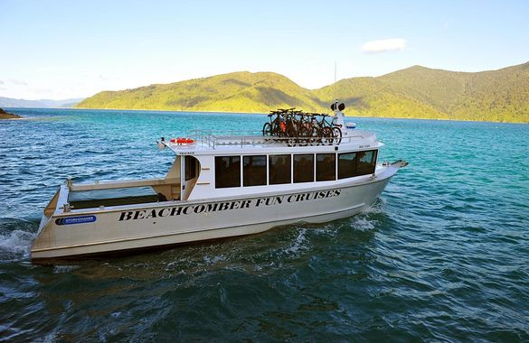 Beachcomber Cruises image