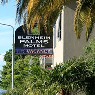Blenheim Palms Motel image