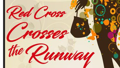 Red Cross Crosses the Runway Fashion Show image