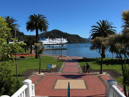 Picton in Marlborough, NZ