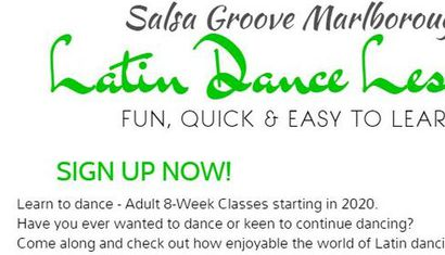 Learn To Dance with Salsa Groove! image