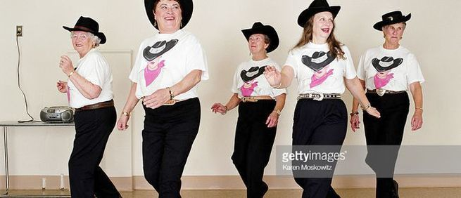 Beginner Line Dance Classes image