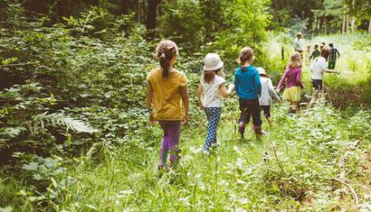 Forest School image