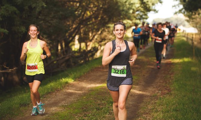 Saint Clair Vineyard Half Marathon