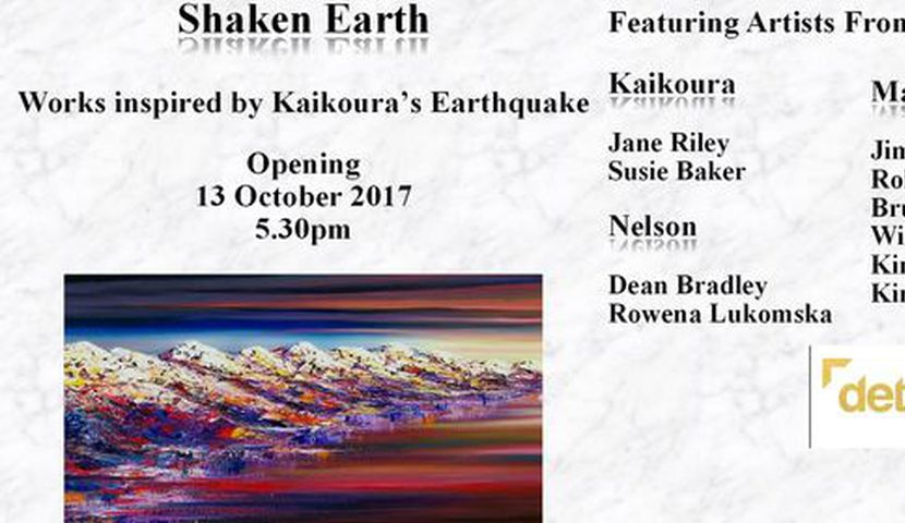 Shaken Earth image