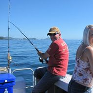 Karaka Bay Charters and Homestay image