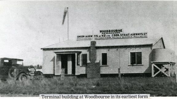 Marlborough Airport Heritage