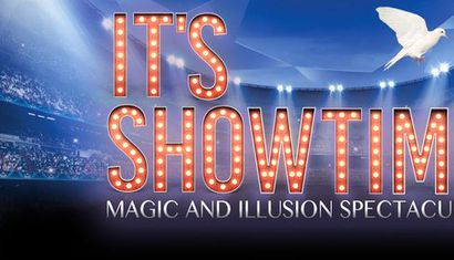It's Showtime: Family Friendly Magic and Illusion Show image